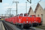 "MaK 1000298 - DB Netz ""714 114"" 19.03.2020 - FuldaPatrick Rehn"