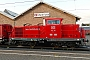"MaK 1000298 - DB Netz ""714 114"" 08.08.2020 - FuldaHinnerk Stradtmann"