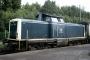 """MaK 1000299 - DB """"212 252-1"""" 07.1988 - Bottrop, HauptbahnhofMichael Kuschke"""