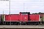 """MaK 1000301 - DB AG """"212 254-7"""" 12.08.2001 - M�nchen-Nord, BetriebshofFrank Weimer"""