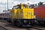 "MaK 1000301 - LW ""214.001"" 21.06.2008 - Aalen, BahnhofTobias Rohrbacher"