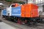 "MaK 1000303 - NbE ""212 256-2"" 31.07.2006 - Stendal, ALSTorsten Sewerin"