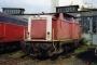 """MaK 1000306 - DB """"212 259-6"""" 22.04.2000 Limburg(Lahn),Bahnbetriebswerk [D] Daniel Kempf"""