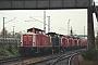 """MaK 1000306 - DB Cargo """"212 259-6"""" 30.11.2001 - Gießen, BahnbetriebswerkMarvin Fries"""