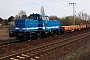 """MaK 1000306 - SLG """"V100-SP-025"""" 31.03.2017 - Berlin-BiesdorfFrank Noack"""