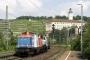 "MaK 1000308 - NbE ""212 261-2"" 03.06.2007 - Gundelsheim, BahnhofKarl Arne Richter"