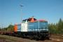 """MaK 1000308 - NbE """"212 261-2"""" 11.09.2006 Oldenburg,Hauptbahnhof [D] Willem Eggers"""