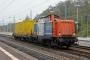 """MaK 1000308 - NbE """"212 261-2"""" 09.11.2006 - Nidderau, BahnhofAlbert Hitfield"""