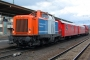 "MaK 1000308 - NbE ""212 261-2"" 31.03.2008 Bebra,Hauptbahnhof [D] Helmut Heiderich"