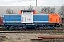"""MaK 1000308 - BM Bahndienste """"212 261-2"""" 16.03.2018 HafenKehl [D] Wolfgang Rudolph"""
