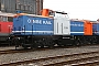 "MaK 1000314 - NBE RAIL ""212 267-9"" 01.03.2013 Stendal,ALS [D] Karl Arne Richter"