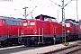 """MaK 1000314 - DB AG """"212 267-9"""" 28.05.2004 München-Nord,Betriebshof [D] Frank Weimer"""