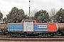 """MaK 1000314 - Metrans """"212 267-9"""" 07.11.2015 - Hamburg-WaltershofAndreas Kriegisch"""