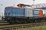 """MaK 1000314 - Metrans """"212 267-9"""" 30.11.2015 Hamburg,Antwerpenstraße [D] Harald Belz"""