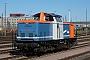 "MaK 1000314 - Nordlandrail ""212 267-9"" 20.07.2020 - Hamburg-WaltershofMichael Pflaum"