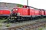 """MaK 1000318 - DB AG """"714 011-4"""" 22.08.2004 - Darmstadt, BahnbetriebswerkErnst Lauer"""