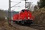 "MaK 1000318 - DB Netz ""714 107"" 01.02.2021 Staufenberg-Speele [D] Christian Klotz"