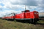 """MaK 1000321 - DB Services """"212 274-5"""" 05.08.2008 Guben,Bahnof [D] Frank Gutschmidt"""