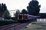"MaK 1000321 - DB ""212 274-5"" 21.08.1986 - Düren, Bahnübergang RurstrasseAlexander Leroy"