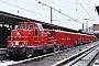 "MaK 1000321 - DB Netz ""714 112"" 17.01.2021 - Kassel HauptbahnhofChristian Klotz"