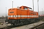 """MaK 1000322 - LOCON """"210"""" 23.11.2011 - Berlin-Lichtenberg, BahnbetriebswerkKarl Arne Richter"""