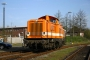 "MaK 1000322 - LOCON ""210"" 13.04.2007 Itzehoe,Bahnhof [D] Sascha Buckow"