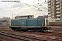 """MaK 1000322 - DB """"212 275-2"""" 23.03.1983 - OpladenNorbert Schmitz"""