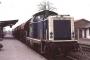 """MaK 1000323 - DB AG """"212 276-0"""" 26.03.1997 - Herbertingen, BahnhofManfred Britz"""