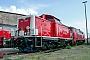 """MaK 1000324 - DB AG """"714 012-2"""" 29.05.2003 - Darmstadt, BahnbetriebswerkErnst Lauer"""
