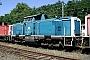 "MaK 1000328 - DB Cargo ""212 281-0"" 24.08.2001 Saarbrücken-Burbach [D] Thomas Kaiser"