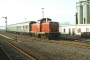 "MaK 1000329 - DB ""212 282-8"" 29.12.1988 Lebach,Bahnhof [D] Manfred Britz"