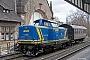 """MaK 1000332 - MWB """"V 1253"""" 09.03.2008 - Witten (Ruhr), HauptbahnhofIngmar Weidig"""