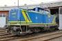 """MaK 1000332 - MWB """"V 1253"""" 14.04.2006 - Siegen, Südwestfälisches EisenbahnmuseumCarsten Frank"""
