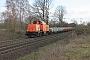 """MaK 1000333 - BBL Logistik """"BBL 10"""" 08.03.2019 - UelzenGerd Zerulla"""