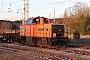 """MaK 1000333 - BBL Logistik """"BBL 10"""" 29.03.2020 Neustrelitz,Hauptbahnhof [D] Michael Uhren"""