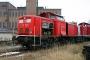 "MaK 1000335 - ALS ""212 288-5"" 09.03.2006 - Stendal, ALSKarl Arne Richter"