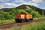"""MaK 1000335 - BBL Logistik """"BBL 20"""" 10.06.2017 - Kahla (Thüringen)Christian Klotz"""