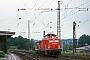 """MaK 1000335 - BBL Logistik """"BBL 20"""" 08.07.2000 Witten,Hauptbahnhof [D] Ingmar Weidig"""