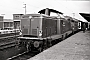"MaK 1000337 - DB ""212 290-1"" 08.04.1975 Rheine [D] Klaus Görs"