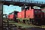 """MaK 1000338 - DB Cargo """"212 291-9"""" 28.01.2001 Schweinfurt [D] Werner Peterlick"""
