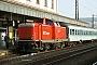 """MaK 1000341 - DB Cargo """"212 294-3"""" 30.10.1999 - GemündenWerner Peterlick"""