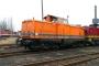 MaK 1000343 - On Rail 09.03.2006 - Stendal, ALSKarl Arne Richter