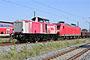 """MaK 1000344 - NbE """"212 297-6"""" 13.07.2005 - StendalTorsten Sewerin"""