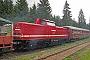 "MaK 1000344 - RBG ""212 297-6"" 23.08.2014 - Rennsteig (Thüringen), BahnhofFrank Thomas"