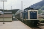 """MaK 1000345 - DB """"212 298-4"""" __.08.1987 Finnentrop,Bahnhof [D] Carsten Kathmann"""