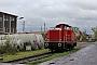 """MaK 1000345 - DB Fahrwegdienste """"212 298-4"""" 09.10.2014 Kassel,Hauptbahnhof [D] Christian Klotz"""