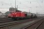 """MaK 1000346 - VEB """"212 299-2"""" 12.12.2002 Schweinfurt,Bahnhof [D] Frank Becher"""