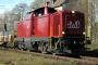 """MaK 1000348 - HWB """"VL 8"""" 04.04.2007 - Ratingen-LintorfJens Strumberg"""