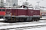 "MaK 1000348 - Salcef ""VL 8"" 14.02.2009 - München, OstbahnhofMichael Vesper"