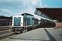 """MaK 1000348 - DB """"212 301-6"""" 17.08.1988 Bocholt,Bahnhof [D] Thomas Böking"""